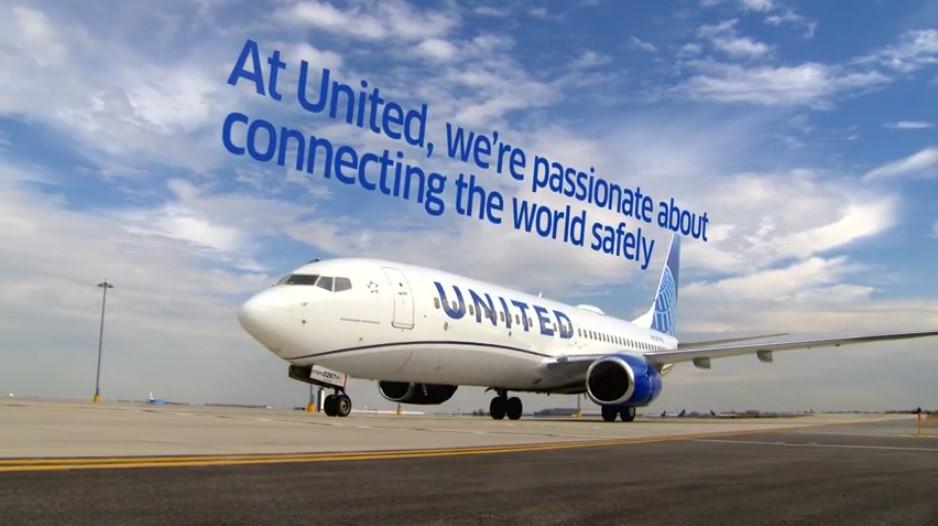 United: dbamy o pasażerów przez całą podróż