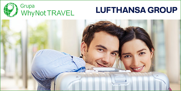 Lufthansa Group - Elastyczne planowanie podróży