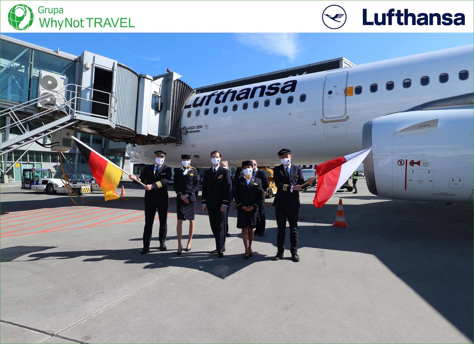 Lufthansa-świętuje-50.-rocznicę-uruchomienia-połączeń-do-Polski (zdjęcie 1)
