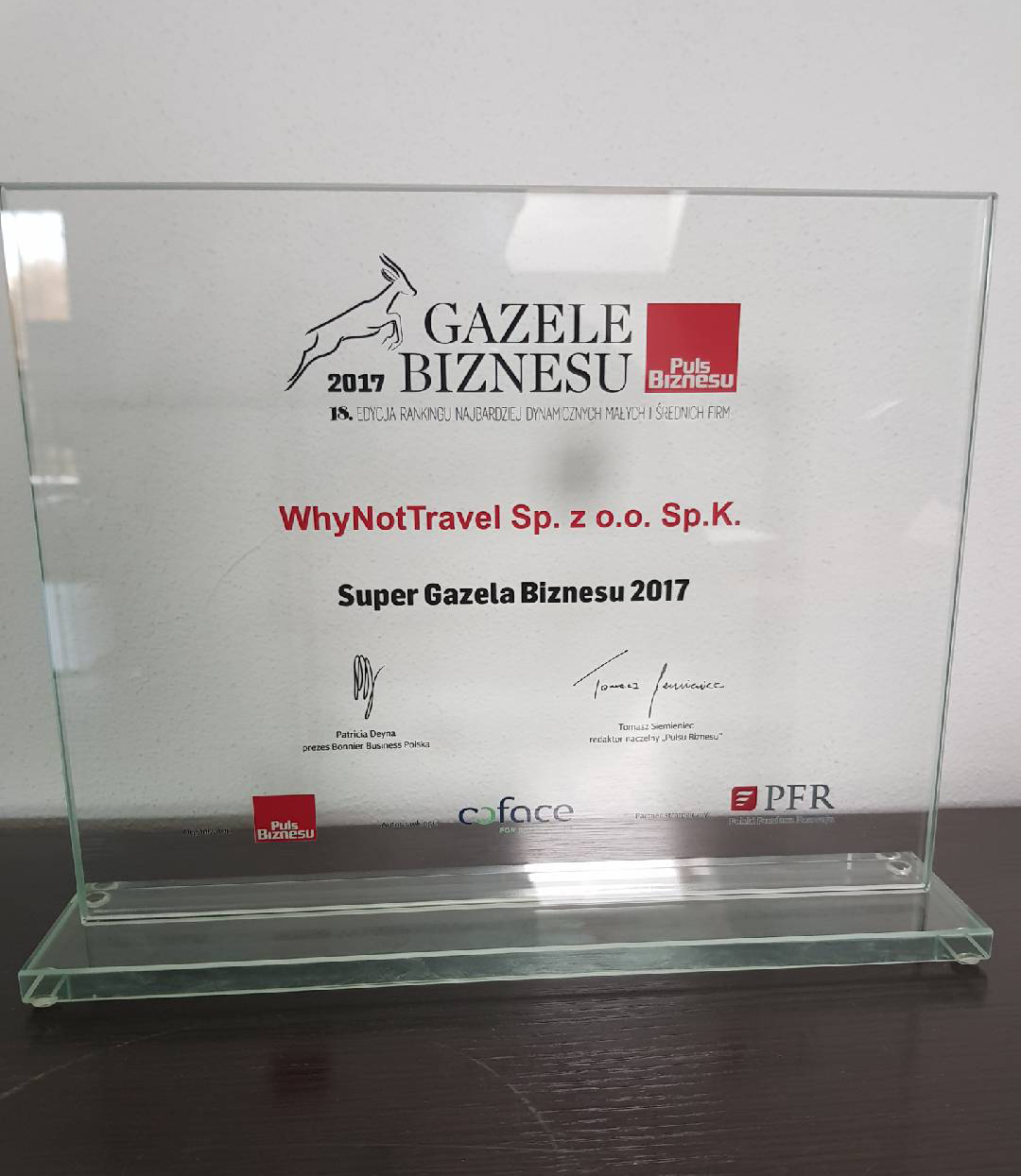 Super Gazela Biznesu